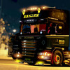 【ETS2】Scania R500 HCN with Schmitz Trailerを入れてみた