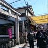 桜さんぽ 奈良県その2(吉野山の桜と街並み)