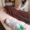 セラピストも妊婦さんもリラックスするために