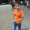 九龍は町内会主催の子供運動会に参加する。