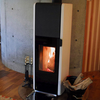福岡暖炉 福岡県宮若市の新世代蓄熱暖炉・バイオマス蓄熱暖房