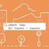 別カラムの値で更新を行うUPDATE文をサポート:UPDATE Table SET Column1 = Column2;