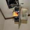 トイレの換気扇を分解掃除してみた。(後編)異音解消のためのお掃除 天井埋め込み型換気扇 東芝DVF-10S2
