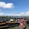 Myanmar 8 days - インレー湖観光、その2。五日市@Nam Pan