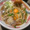 久里浜の〈十八番〉でスタミナラーメンと中華丼。