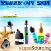 【PR】VapeSourcing Summer VAPE Sale とか
