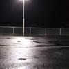 夜の独り散歩