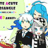CUTE ACUTE TRIANGLE 2nd anniv!