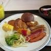 高山グリーンホテル 朝食バイキング