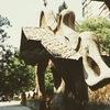 ガウディの足跡7 ミラーリェス邸の石門