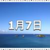 【1月7日 記念日】七草/七草粥/七草の日〜今日は何の日〜