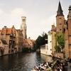 オランダ&ベルギー旅「気ままに過ごす快適旅!水の都ブルージュの街歩き。ようやく運河へ」