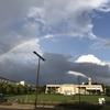虹のふもとを目指してみた
