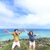 【ハワイ旅行】『登山を乗り越えた後に見える超絶景』ラニカイピルボックストレイル
