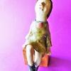 陶人形04・女性