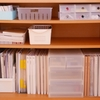 1月は「家庭事務コーナー」。リビングのチェストをチェック!