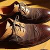 レディースの革靴?!なかなか情報ないよね?