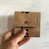 ダンボールで財布を作ってみた2