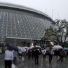 東京ドームへ行き、交流戦を見てきました。