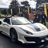 Ferrariのニューモデル