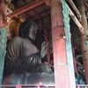 大仏さまに会いに、東大寺へ。