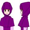 御高祖頭巾を流行らせるぞ!過去の写真から御高祖頭巾のかぶり方や構造を考証する。