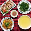 ベトナムの食事について その1 ~食事の構成と食べ方~