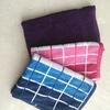 インド洗濯事情・・・ビビットカラーのタオル