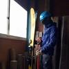 ベーシックなスキーウェアのスタイル