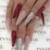 ♡ new nails べっ甲ネイル ♡