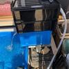 錦鯉屋外飼育 濾過槽を自作