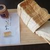 いちごバターと食パン