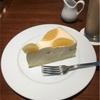 HARBS 白桃のレアチーズケーキ