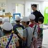 川津小学校の皆さんが図書館見学されました