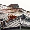 「台風21号による被害映像でよく見られた屋根材と屋根の飛散についての考察」