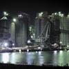 苅田工場夜景(3):港町,長浜町,幸町に点在する撮影スポットを巡る。