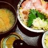 土風炉@大井町店(天然鰤丼)