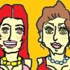 叶姉妹が10年以上も「セレブキャラ」一本で食っているのを見て、尊敬している件について。