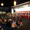 「阿宮地区盆踊り大会」に出演しました!