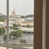 赤ちゃん連れディズニーランドホテル スーペリアルーム(パークビュー)眺め