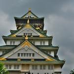 旅の終わりは「大阪城」を見て~夜行バスにて地元の大宮駅西口まで。。。