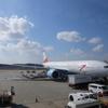 まずは成田空港へ。(UNITED Culb/ANAラウンジ)