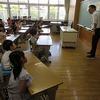 1年生:幼稚園保育園の先生たちの前で② 算数