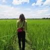 【カンボジア女子一人旅】カンボジアの緑は心を癒す!!