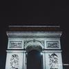 パリの凱旋門に登ってみよう!!街全体を一望できまっせ!