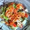 野菜サラダを猛烈に身体が求める日曜日の朝