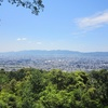 京都一周トレイル・東山(伏見稲荷~銀閣寺)