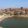 インド観光の穴場!巨大な石窟寺院の町バーダーミ