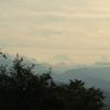 富士山マニアになっちゃうかも(^Д^)(高尾山)