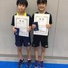 三重県 卓球 全日本卓球選手権カデット三重県予選、シングルス結果